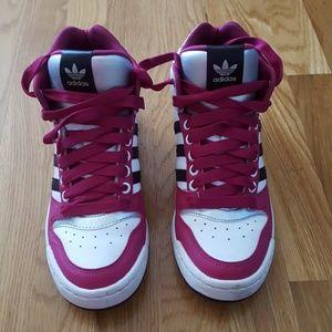 admiración Medicina Forense idea  adidas Shoes | Adidas Midiru Court Mid W Shoes | Poshmark